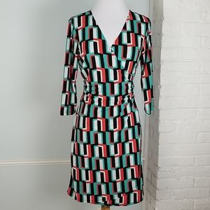 Soho Apparel Ltd. Wrap dress